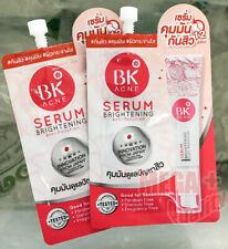 2 x 4g. BK Acne Serum Brightening Anti-Pollution Oil Control Sensitive Skin Acne