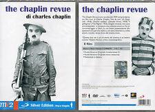 THE CHAPLIN REVUE - C. CHAPLIN -  DVD (NUOVO SIGILLATO)