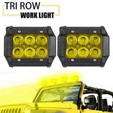 "4"" 18W LED Spot Work Light Bar Lamp Car Truck Motorcycle Boat 4WD SUV ATV   I"