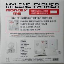 MYLENE FARMER ** ♠♠ MONKEY ME  ♠♠  BOXSET -EDITION LIMITEE NUMEROTEE 6568 - NEUF