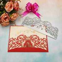 DIY Metal Cutting Dies Stencil For Scrapbooking Card Craft Embossing I7P
