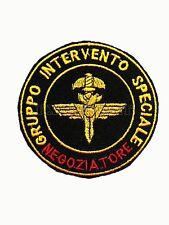 Patch GIS Negoziatore Gruppo Intervento Speciale Forze Speciali Carabinieri