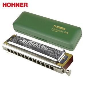 HOHNER Chromonica 270 Harmonica
