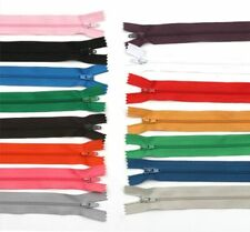 20x 9 Inches Nylon Invisible Zippers for Tailor Sewer Sewing Craft Supplies US