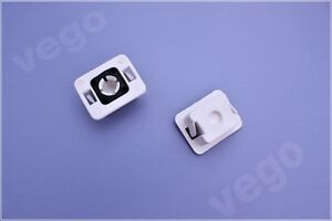 2x Rear View driveup Camera Headlight Bracket Clip Fiat NEW 8n0951257 46461781