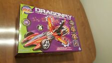 NEW DRAGONFLY TMX RC EXTREME STUNT RACER X-TECH WINGS Toymax #33076