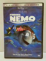 Finding Nemo 2-Disc Collector's Edition DVD Walt Disney Pixar Dory