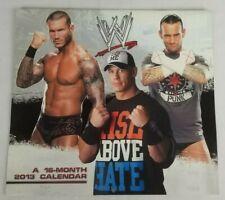 2013 WWE Wrestling Calendar