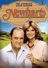 Newhart: Season Six DVD Region 1