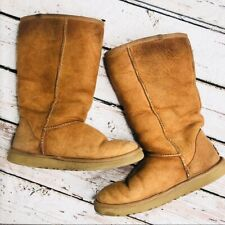 UGG camel classic sherling boot 7