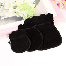 12Pcs Jewelry Bags Pouches Mini Velvet Drawstring Wedding Favor Bag Gifts Colors