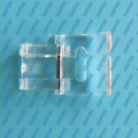 for JANOME Applique Snap on Clear Plastic Foot# 820815002