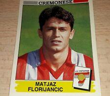 FIGURINA CALCIATORI PANINI 1994/95 CREMONESE FLORIJANCIC ALBUM 1995
