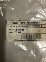 BOSCH WASHER CLAMP 00644645 644645 FREE SHIPPING