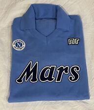 1 maglia MARADONA NAPOLI MARS 10 1989/90 Tessuto acrilico vintage originale
