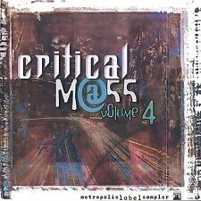 Critical Mass 4 2003 . Disc Only/No Case