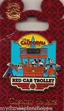 Disney Park Collection-Disney California Adventure- Red Car Trolley- Hollywood