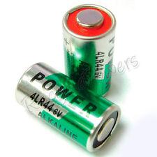 10x 28A 6V 4LR44 PX28A 4G13 1414A 544 Alkaline Battery
