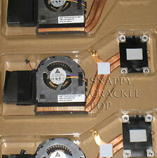 N IBM Lenovo ThinkPad X220 X220t X220i Tablet Heat Sink CPU Cooler Fan Assembly