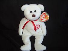 Nuovo con etichette Ty Beanie Baby bear (orso d'acero canadese)