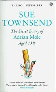 The Secret Diary of Adrian Mole, Aged 13 ¾,Sue Townsend