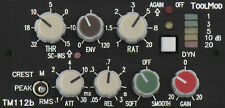 adt audio ToolMod Pro TM112b MONO COMPRESSOR LIMITER ANALOG CHANNELSTRIP MODULE