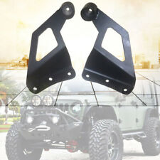Off-road Vehicle Roof LED Light Strip Rack Car Upper Bar Mounting Bracket Steel