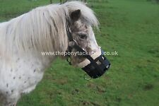 GRAZING MASK / MUZZLE - EXTRA SMALL - TO FIT MINI SHETLAND / SMALL EQUINES