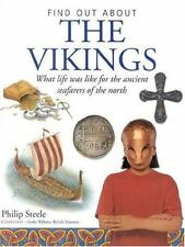 The Vikings: What Life Was Like for the Ancient Seafarers of the North-ExLibrary