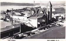 Photo. ca 1941. Port Alberni, B. C Canada. 3rd Avenue