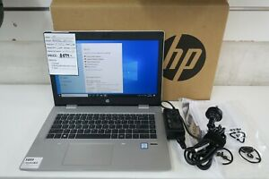 HP PROBOOK 640 G4 I5-8350U 8GB RAM 256GB SSD 1.9GHZ WINDOWS 10 IN BOX