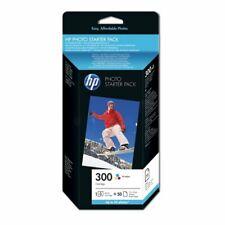 Genuine HP 300, Vivera Tri-Color Foto Pack cartucho de tinta, CC643EE, CG846EE