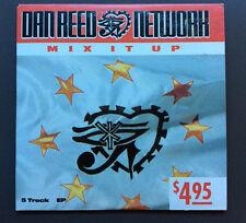 DAN REED NETWORK - Mix It Up EP CD 5 Tracks VG Australian Pressing Ritual
