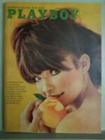 Playboy February 1966 * Very Good Condition(MAYBE BETTER) * Free Shipping USA