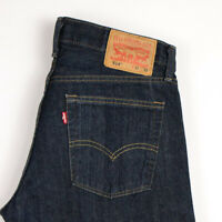 Levi's Strauss & Co Hommes 514 Slim Jeans Jambe Droite Taille W31 L32 ASZ248