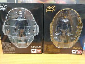 Daft Punk figure set S.H.Figuart BanDai New