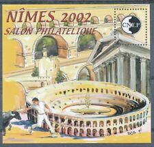 TIMBRE DE FRANCE - Bloc CNEP N° 36** Salon philatélique de Nimes 2002