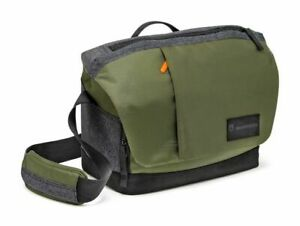 Manfrotto Street Camera Messenger Bag for DSLR/CSC, top opening   Green & Grey