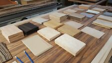 Natural Wood Veneer Marquetry Samples, A5, 220mm x 150mm, crafts, marquetry
