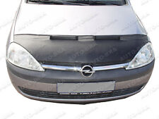 Hood Mask Bonnet Bra Fits VAUXHALL OPEL CORSA C 2001 02 03 04 05 2006