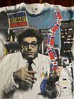 Vintage Kramer Seinfeld Pepsi Challenge All Over AOP TV T-Shirt XL 2XL USA MADE