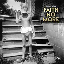 FAITH NO MORE - Sol Invictus (CD, 2015)