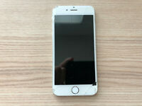 Apple iPhone 6 16GB (A1549) Silver - (READ DESCRIPTION) FOR PARTS ONLY, AS-IS
