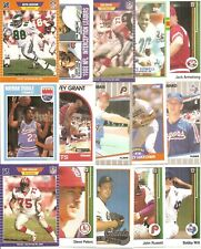 (15) Different 1989 University of Oklahoma Sooners Alumni Cards Casillas Hatcher