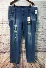 Women's Plus Skinny Jeans 18W Body Sculpt The Shaper CELEBRITY PINK NEW #C989
