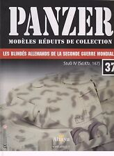 PANZER N°37     STUG IV      /  9e XX  PANZER DIVISION HOHENSTAUFEN