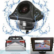 Imperméable 170° Caméra De Recul Vision Nocturne Voiture Auto vue Arrière Cam