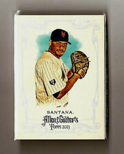 Johan Santana New York NY Mets 2013 Topps A&G Allen & Ginter #325 NM/MT