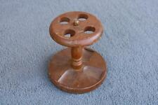Pipe Rack Round 4 pipe Estate Find Vintage Old Gift Tobaccania BB