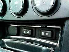 D Mazda MX5 MX 5 NC Chrom Rahmen für die Schalter Sitzheizung  Edelstahl poliert
